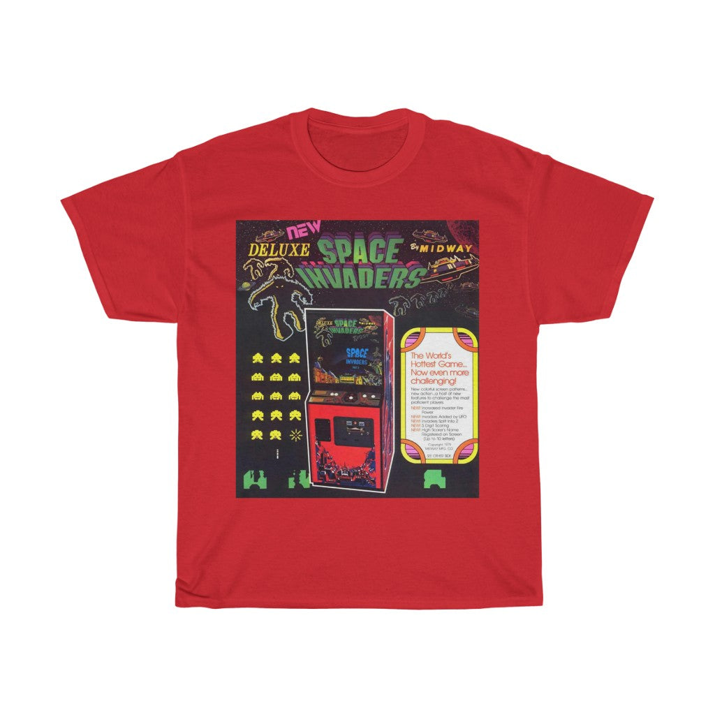 Space Invaders (Cabinet Sales Promo)