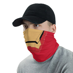 Armored Neck Gaiter Red