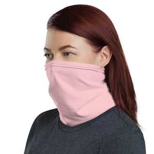 Pink Neck Gaiter Ladies