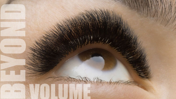 The Best Online Volume Lashes Training