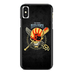 Five Finger Death Punch iPhone XS Max Case VG0199