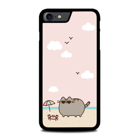 Pusheen The Cat Cool Summer iPhone 7 Case VG1950