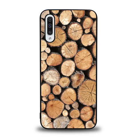Logs Samsung Galaxy A50 Case VG1690