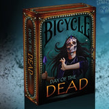 Bicycle Day of the Dead Deck