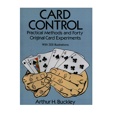 Card Control by Arthur H Buckley - Book