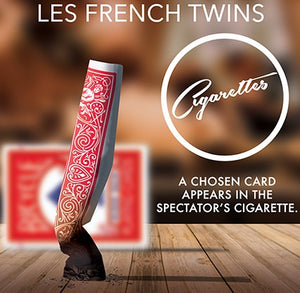 Cigarettes (RED) by Les French Twins