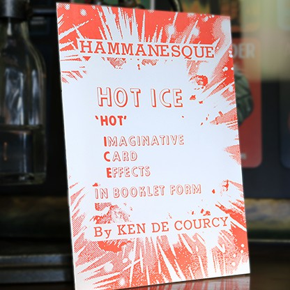 Hammanesque by Ken de Coucey (HotIce) - Book