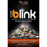 No Blink BLUE (Gimmick and Online Instructions) by Mickael Chatelain