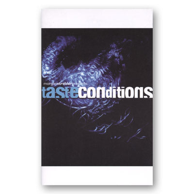 Taste Conditions by Morgan Strebler - Book