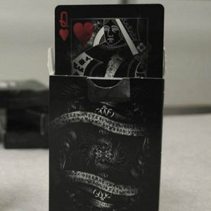 Arcane Rising Cards BLACK Trick Deck