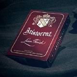 Aristocrat RED Edition Deck