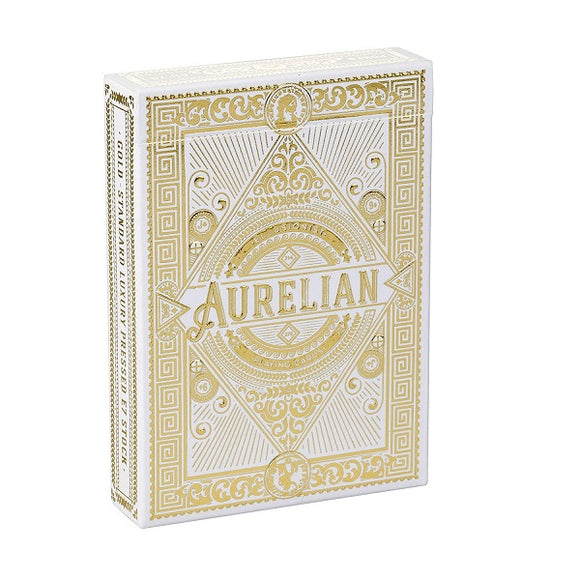 Aurelian White Edition Deck