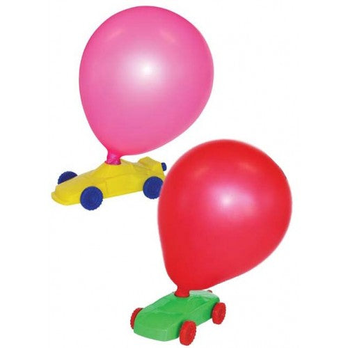 Balloon Racer Cars - Set of 2