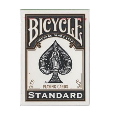 Bicycle Standard BLACK Deck
