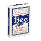 Bee Casino Quality Deck - Blue
