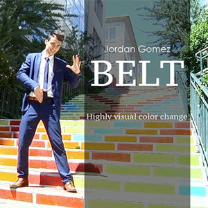 Belt by Jordan Gomez - BLACK