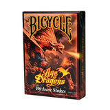 Bicycle Anne Stokes Age of Dragons Deck