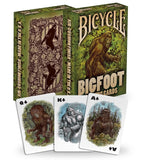 Bicycle Bigfoot Deck