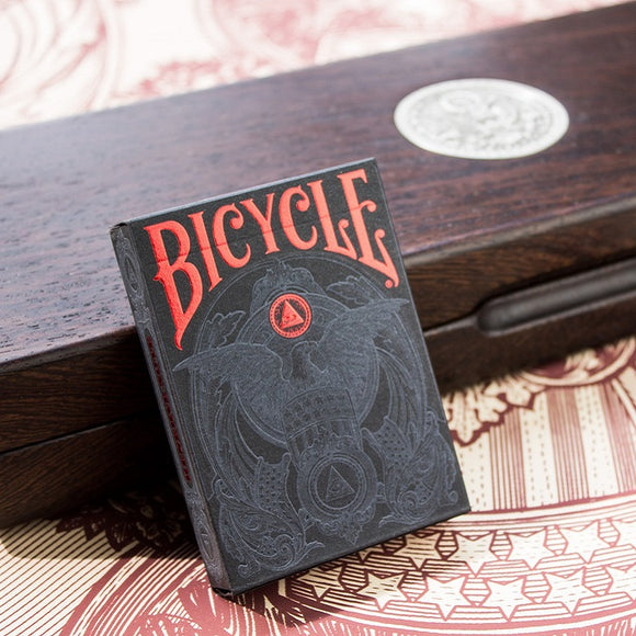 Bicycle Branded Reserve Note Deck - Black