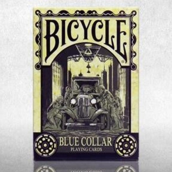 Bicycle Blue Collar Deck