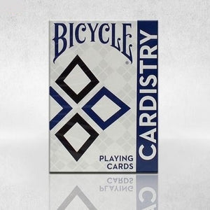 Bicycle Cardistry BLUE Edition Deck