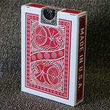 Bicycle Chainless (Red) Deck
