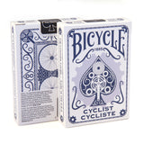 Bicycle Cyclist (Blue) Deck