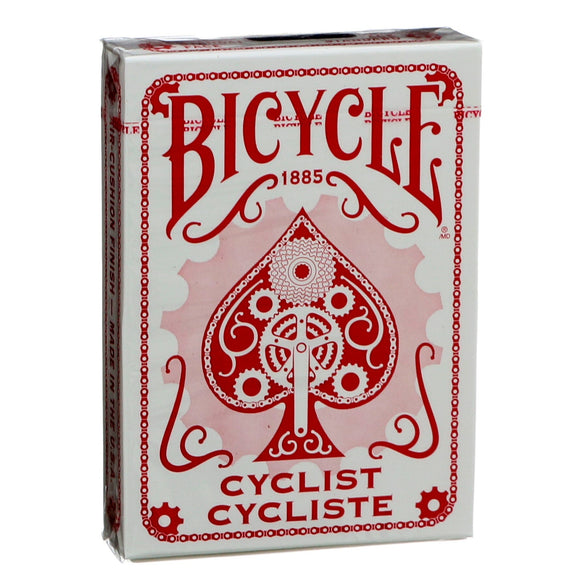 Bicycle Cyclist (Red) Deck