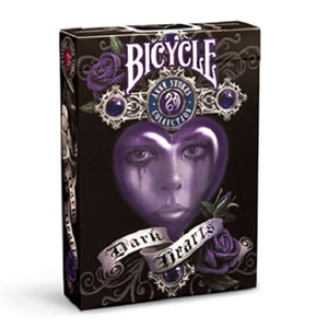 Bicycle Dark Hearts Deck