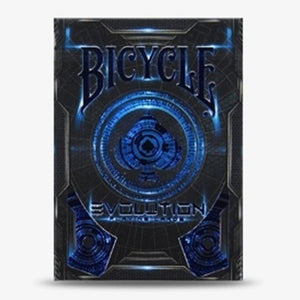 Bicycle Evolution BLUE Deck