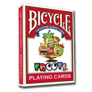 Bicycle Froots Limited Edition Deck