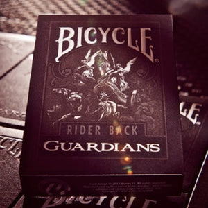 Bicycle Guardians Rider Back Deck