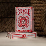 Bicycle Mariner (Red) Deck