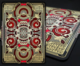 Bicycle Mystique Red Edition Deck
