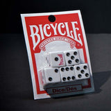 Bicycle Poker Dices
