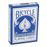 Bicycle Reversed Back (BLUE) 2nd Generation Deck