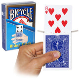 Bicycle Rising Cards by Vincenzo Di Fatta