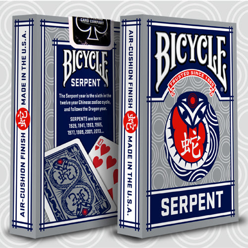Bicycle Serpent Deck