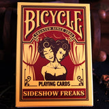 Bicycle Sideshow Freaks Deck