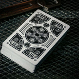 Bicycle Steampunk Silver Deck