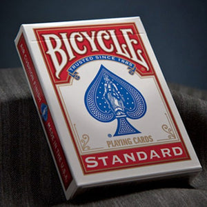 Bicycle Standard (RED) Deck