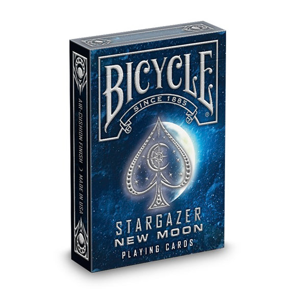 Bicycle Stargazer New Moon Deck