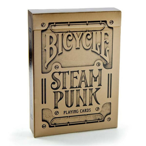 Bicycle Steampunk Bronze Deck