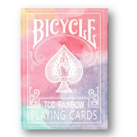 Bicycle TCC Rainbow V2 Mandolin Edition Deck