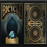 Bicycle Titanic Death Edition Deck