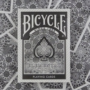 Bicycle Elemental Wind Edition Deck