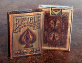 Bicycle Wood Rider Back Deck
