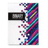 Binary Playing Cards