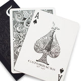 Gatorbacks Black Edition Playing Cards