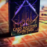 De'vo's Card Masters Blue Seal Signature Series Deck